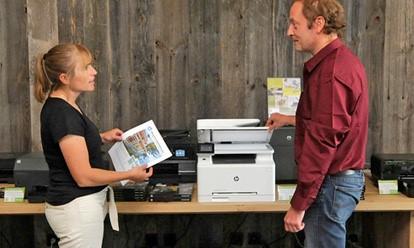 Solutions pour le scan et l'impression de vos documents